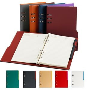 A5 Loose-Leaf Notebook