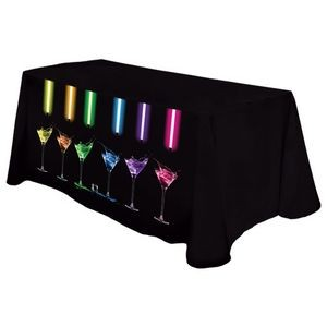 Digital 8' Throw Table Cover - Standard Poly Fabric